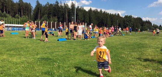 Pozvánka: Letní dětské párkové závody (27. 6.)