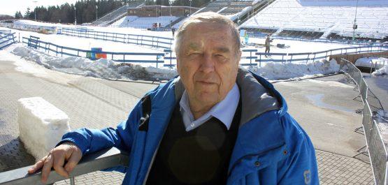 Novoměstská lyžařská legenda Ladislav Slonek slaví osmdesátiny